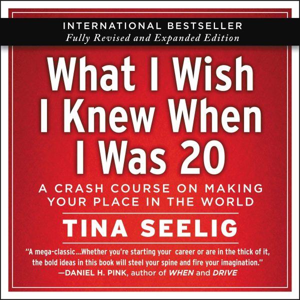 Tina Seelig - What I Wish I Knew When I Was 20 BookZyfa