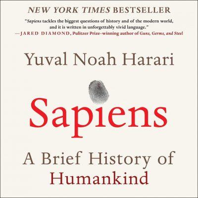Yuval Noah Harari - Sapiens BookZyfa
