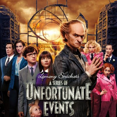 A Series of Unfortunate Events BookZyfa
