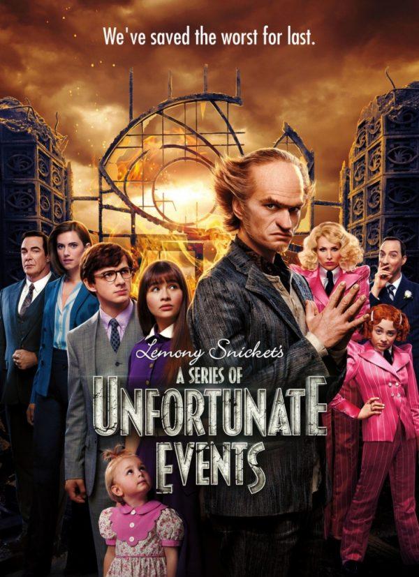 A Series of Unfortunate Events BookZyfa