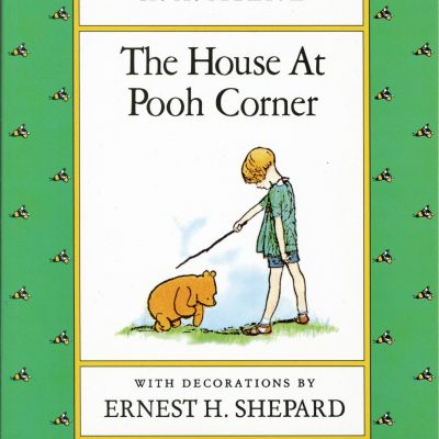 A. A. Milne - The House At Pooh Corner BookZyfa