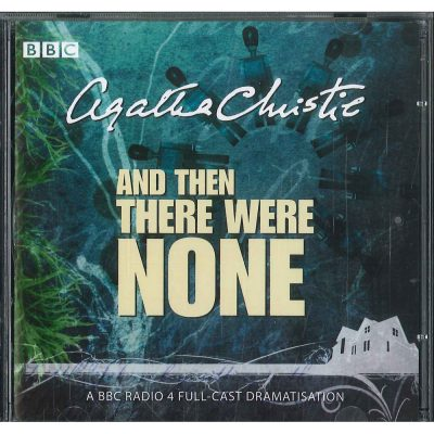 Agatha Christie - And Then There Were None BookZyfa