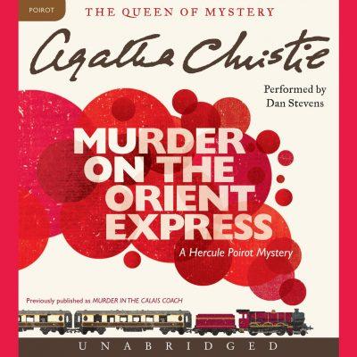 Agatha Christie - Murder on the Orient Express BookZyfa