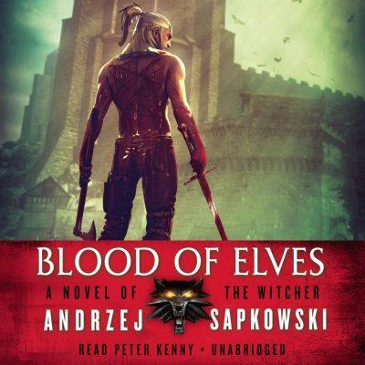 کتاب صوتی انگلیسی جلد اول جادوگر: خون الف ها