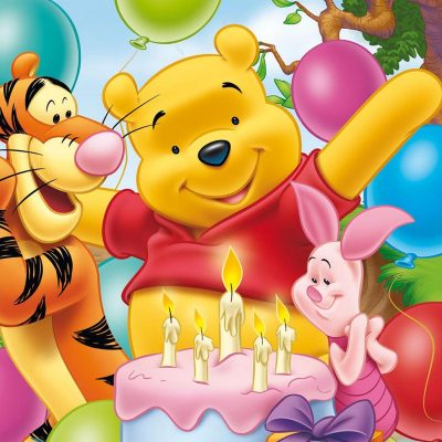 Audio A. A. Milne - A Party For Pooh BookZyfa