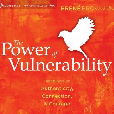کتاب صوتی انگلیسی قدرت آسیب پذیری (سخنرانی)