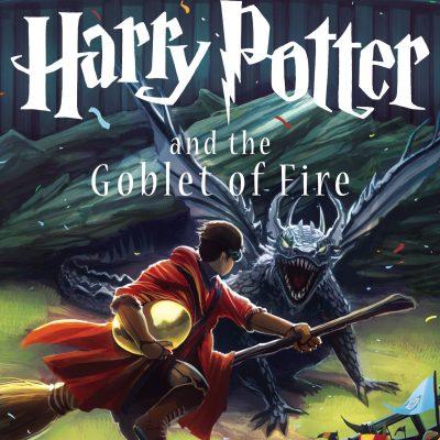 کتاب صوتی انگلیسی جلد چهارم هری پاتر