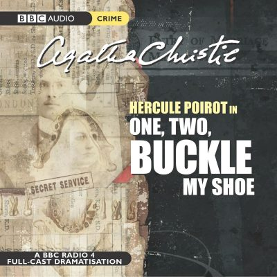 Hercule Poirot - One, Two, Buckle My Shoe BookZyfa