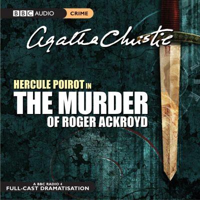 Hercule Poirot - The Murder of Roger Ackroyd BookZyfa