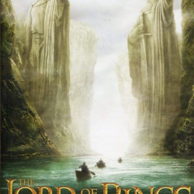 J. R. R. Tolkien - The Fellowship of the Ring BookZyfa
