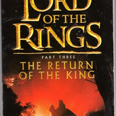 J. R. R. Tolkien - The Return of the King BookZyfa