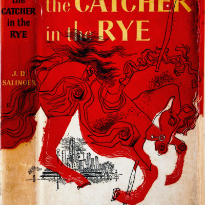 J.D. Salinger - The Catcher in the Rye BookZyfa
