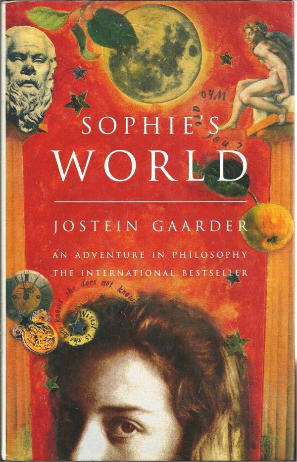 Jostein Gaarder - Sophie's World BookZyfa