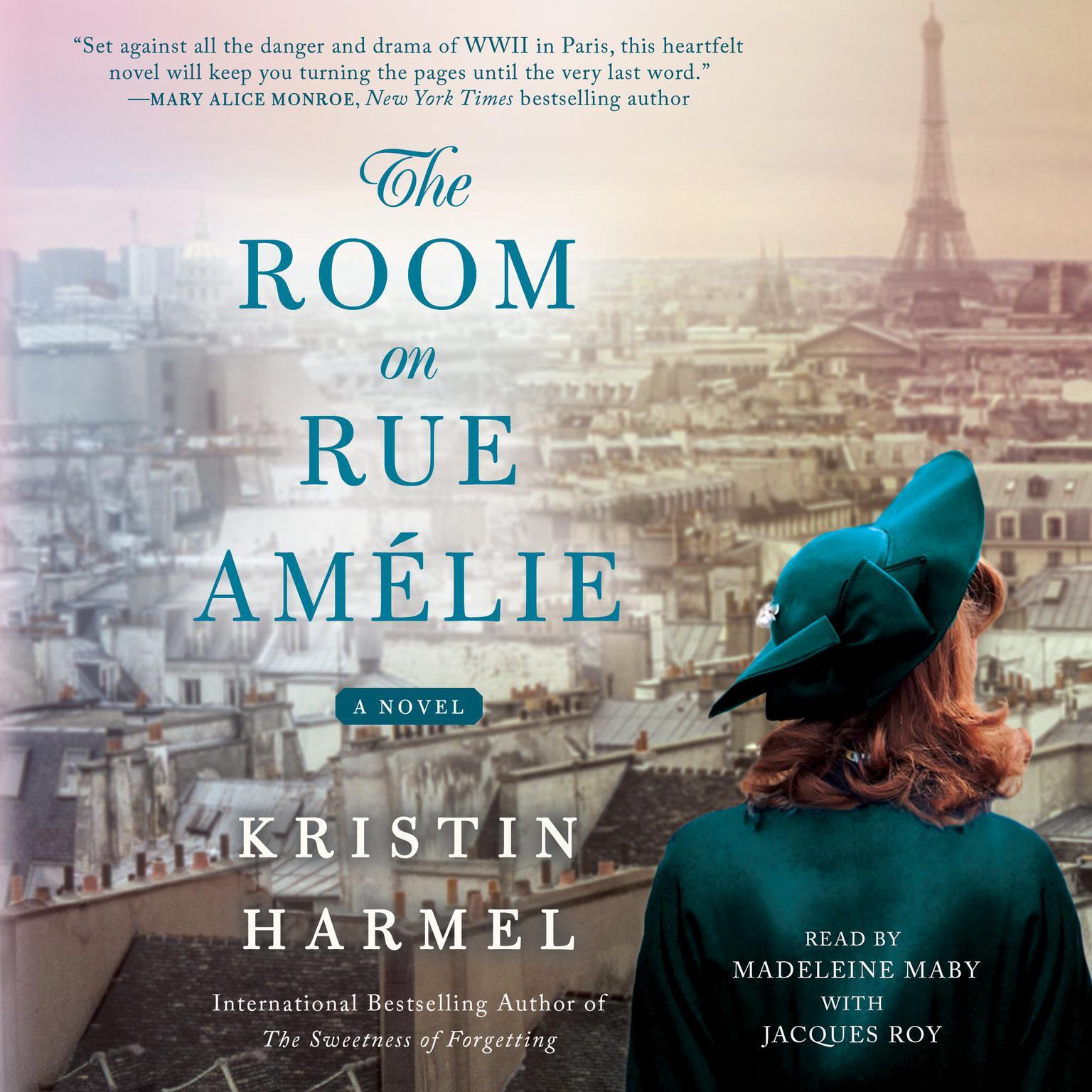 Kristin Harmel - The Room on Rue Amélie BookZyfa