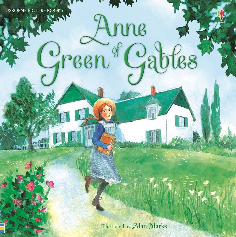 Lucy Maud Montgomery - Anne of Green Gables BookZyfa