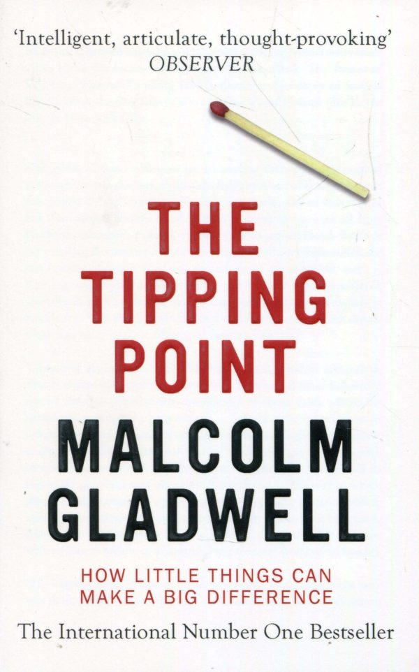 Malcolm Gladwell - The Tipping Point BookZyfa