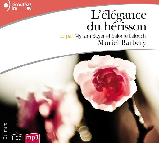 Muriel Barbery - L'elegance du herisson BookZyfa