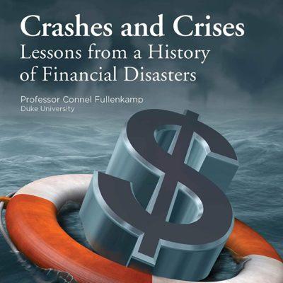 کتاب صوتی انگلیسی سقوط ها و فجایع مالی