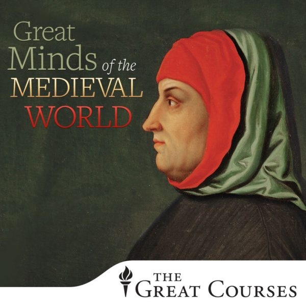 The Great Courses - Great Minds of the Medieval World BookZyfa