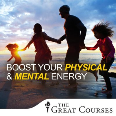 The Great Courses - How to Boost Your Physical and Mental Energy BookZyfa