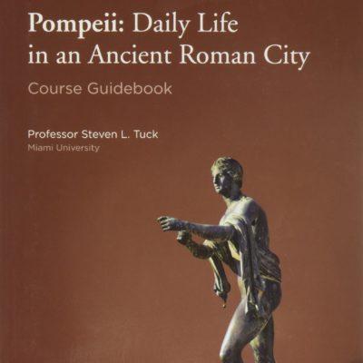 کتاب صوتی انگلیسی شهر پامپی: زندگی روزانه در روم باستان