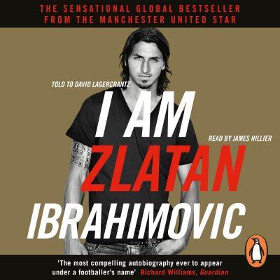 کتاب صوتی انگلیسی من زلاتان هستم