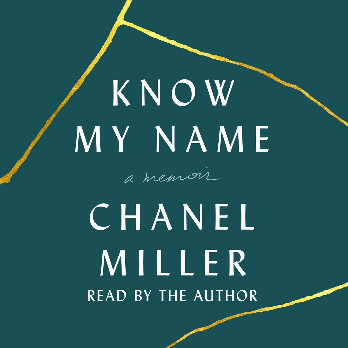 Chanel Miller - Know My Name BookZyfa