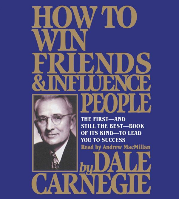 Dale Carnegie - How to Win Friends and Influence People BookZyfa
