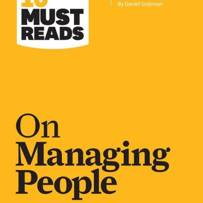 HBR's 10 Must Reads on Managing People BookZyfa