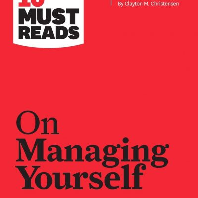 HBR's 10 Must Reads on Managing Yourself BookZyfa