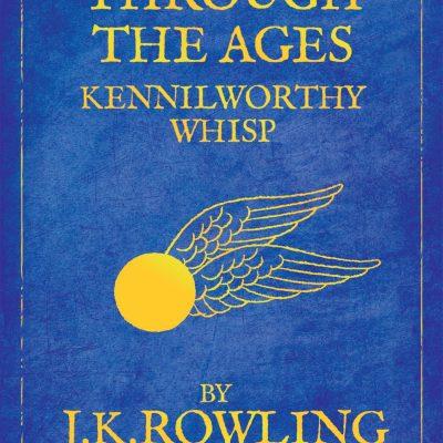 J.K. Rowling, Kennilworthy Whisp - Quidditch Through the Ages BookZyfa