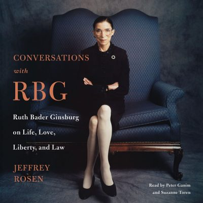 Jeffrey Rosen - Conversations with RBG BookZyfa