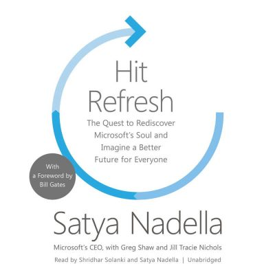 Satya Nadella, Greg Shaw - Hit Refresh BookZyfa