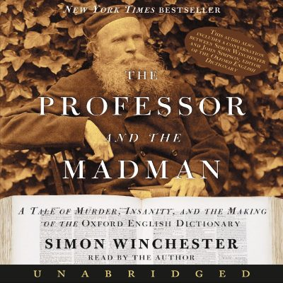 Simon Winchester - The Professor And The Madman BookZyfa