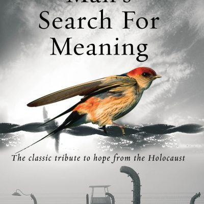 Viktor Frankl - Man's Search for Meaning BookZyfa