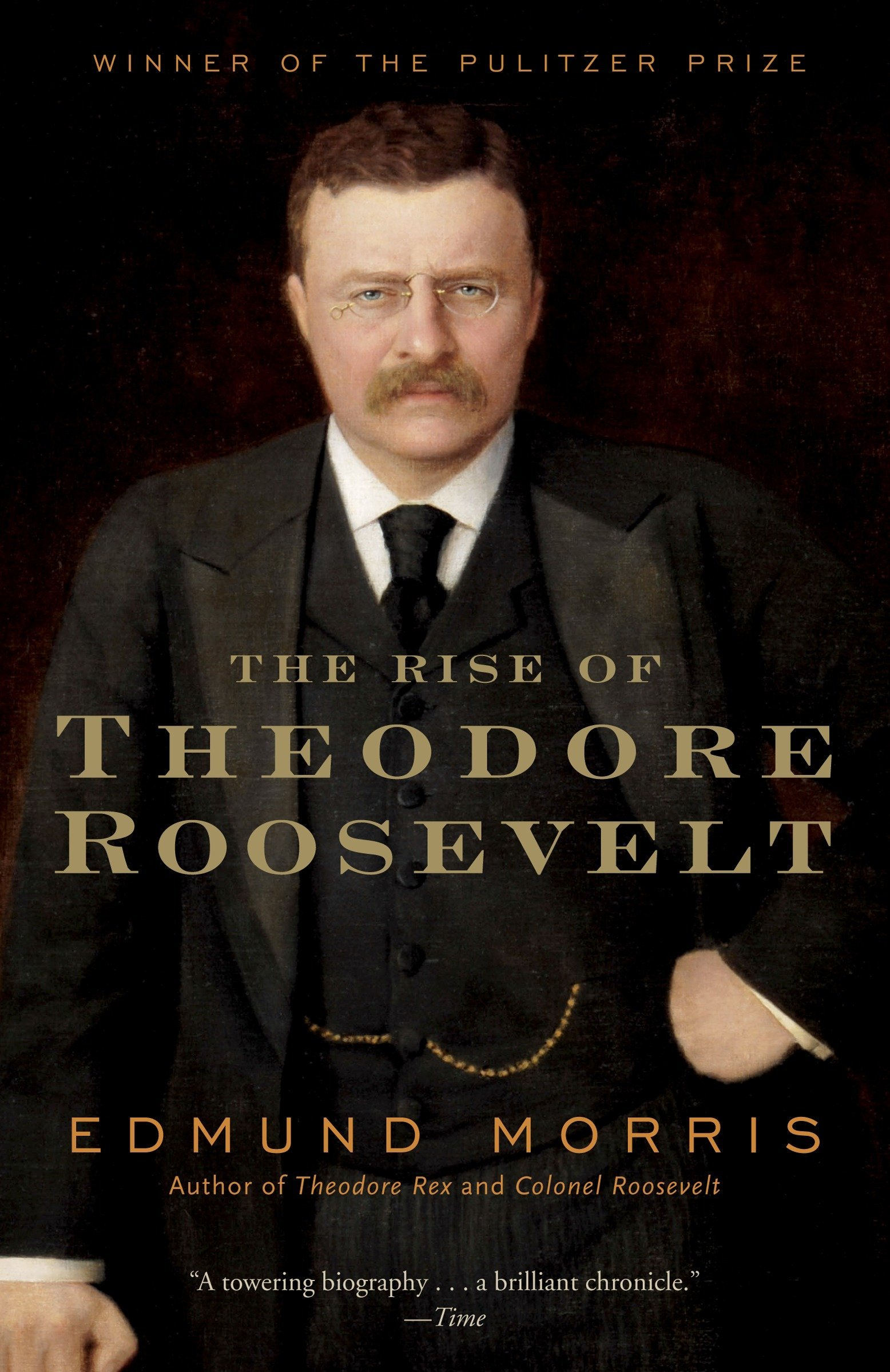 Edmund Morris - The Rise of Theodore Roosevelt BookZyfa