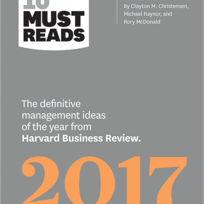 HBR's 10 Must Reads on The Definitive Management Ideas of the Year BookZyfa