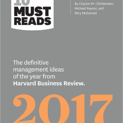 کتاب صوتی انگلیسی مقالههای ضروری 2017 از دانشگاه هاروارد