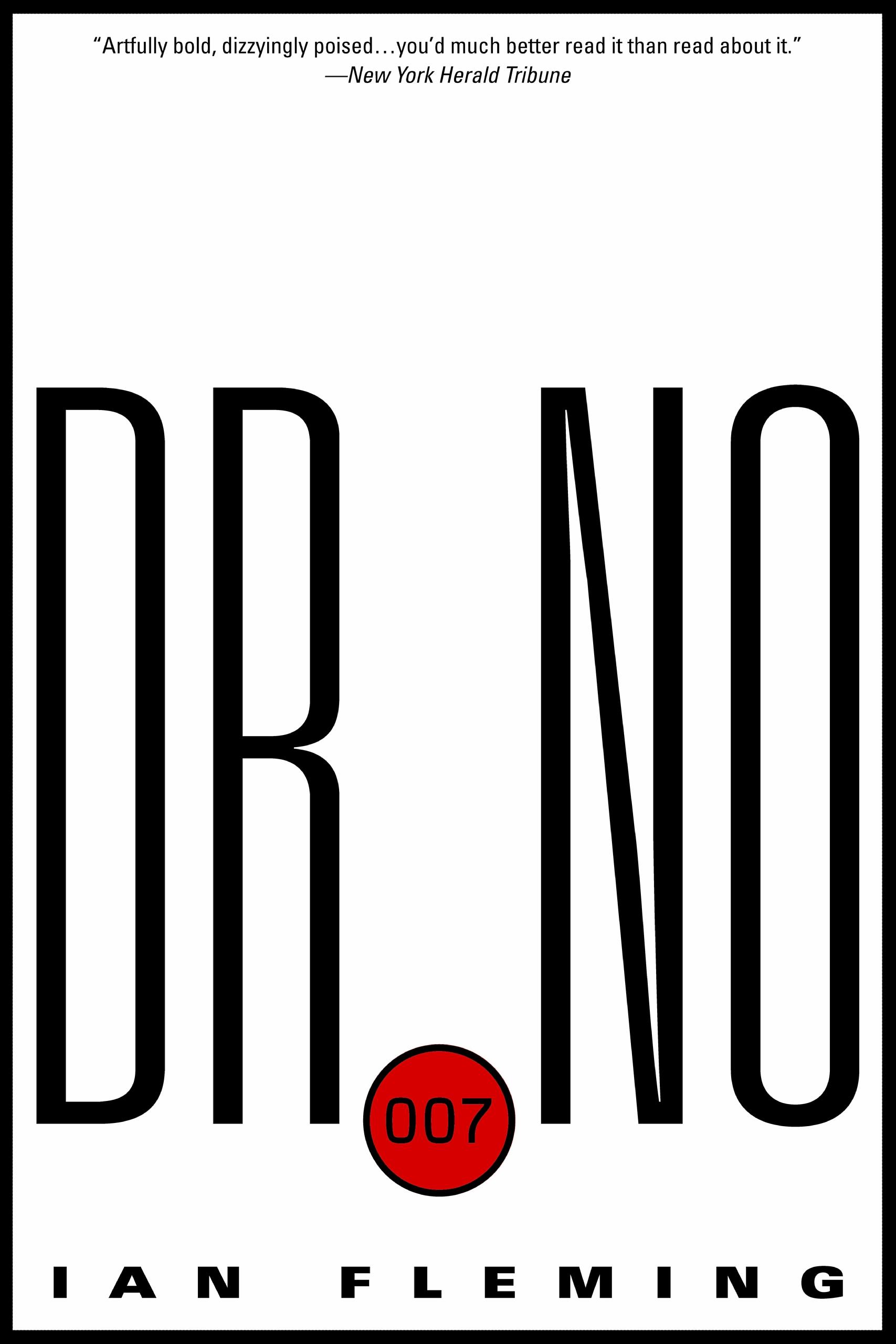 Ian Fleming - Dr. No BookZyfa