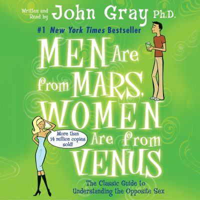 John Gray - Men Are from Mars, Women Are from Venus BookZyfa