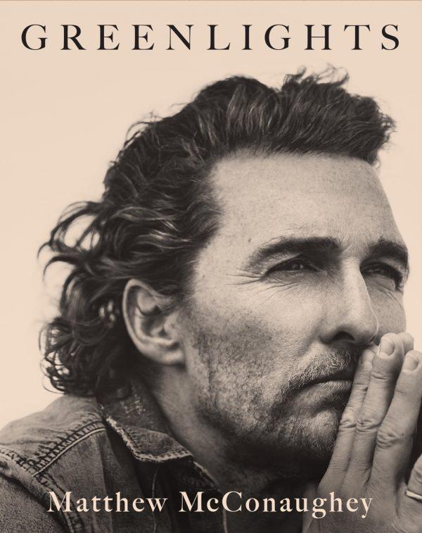 Matthew McConaughey - Greenlights BookZyfa