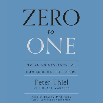 Peter Thiel - Zero To One BookZyfa