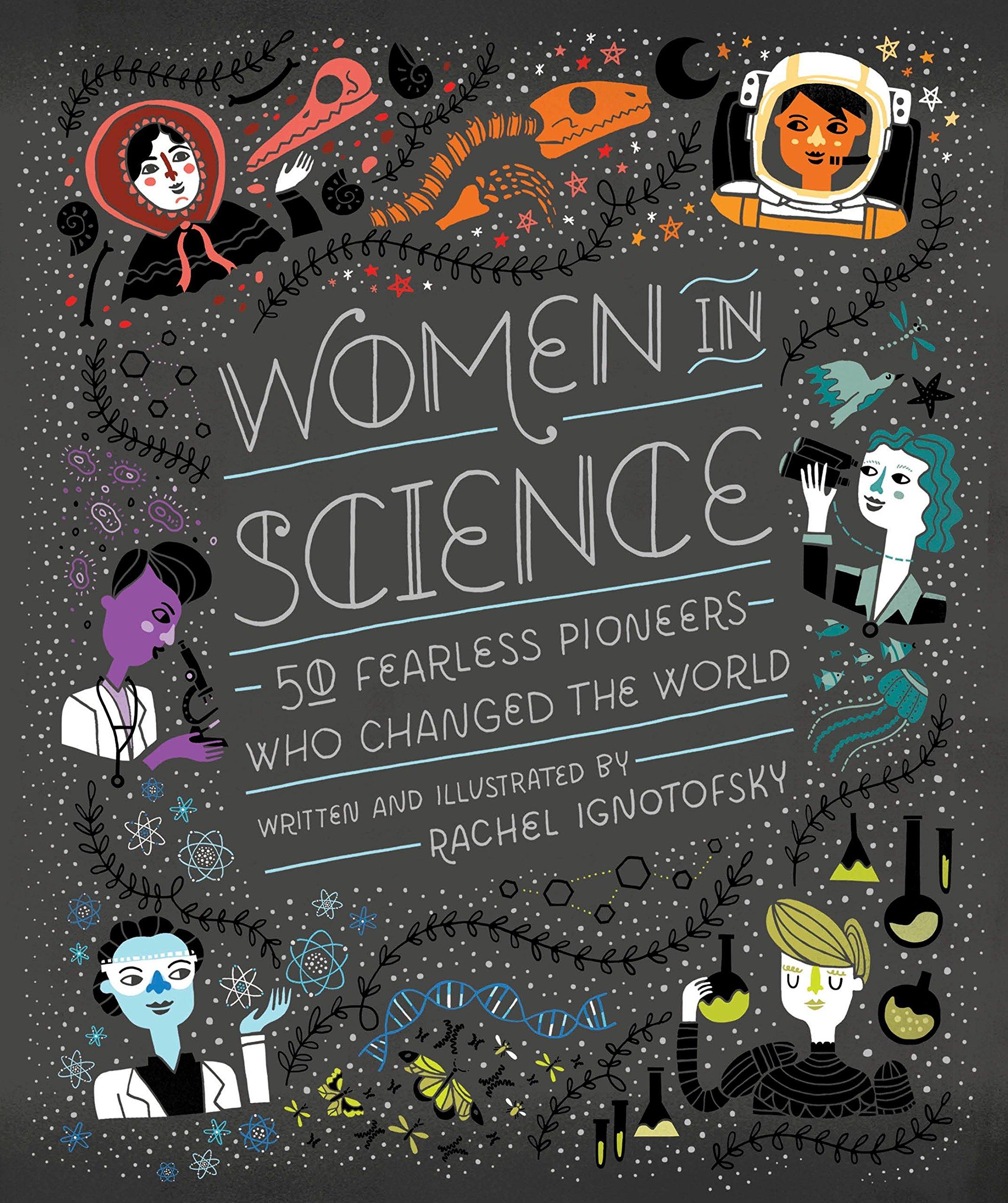 Rachel Ignotofsky - Women in Science BookZyfa