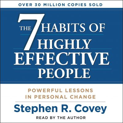 کتاب صوتی انگلیسی هفت عادت مردمان موثر