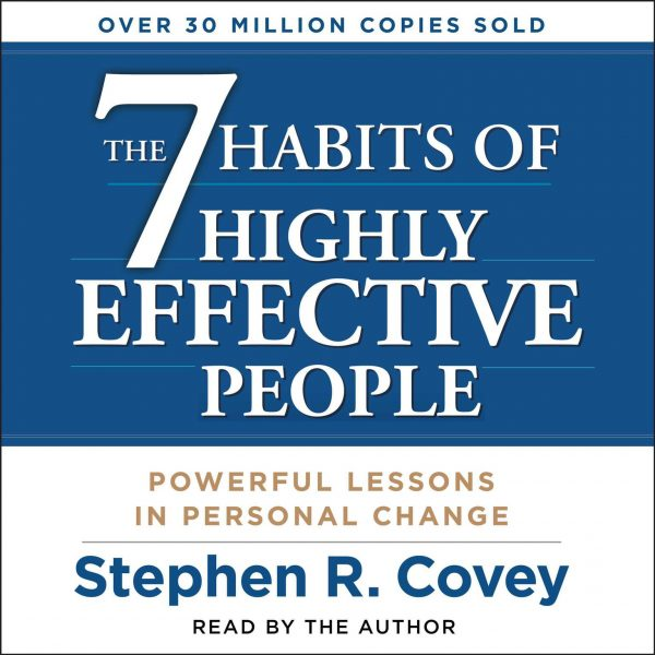 Stephen R. Covey - The 7 Habits of Highly Effective People BookZyfa