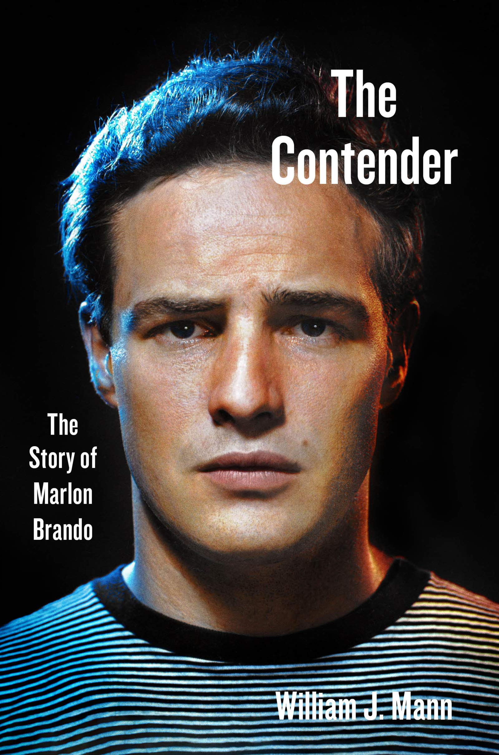 William J. Mann - The Contender BookZyfa