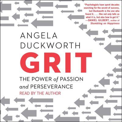 Angela Duckworth - Grit BookZyfa