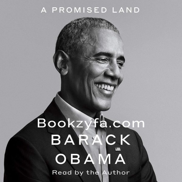 Barack Obama - A Promised Land BookZyfa