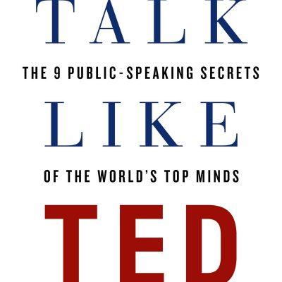 کتاب صوتی انگلیسی به زبان تد