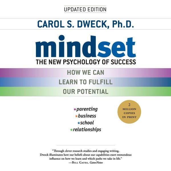 Carol S. Dweck - Mindset BookZyfa